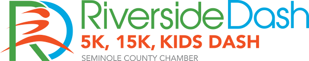 Logo Riverside Dash – Race Event